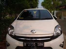 Jual cepat Toyota Agya 2017
