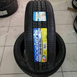 Ban mobil Accelera Ecoplush Size 195x65 R15 untuk mobil avanza livina