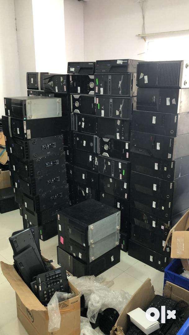C2d desktops assembled