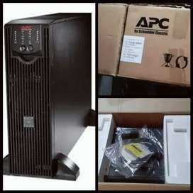 APC ONLINE UPS 5/6/10KV BOX PACK NEW SERIES