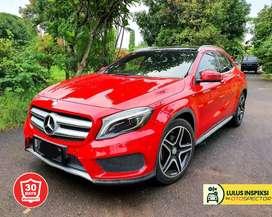 [Lulus Inspeksi]  Mercedes Benz GLA200 Sport AMG 2015 ANTIK
