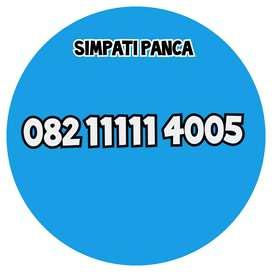 Nomor cantik simpati PANCA