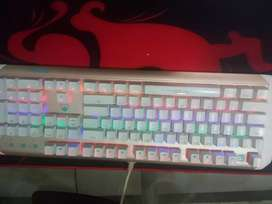 Mechanical Keyboard and mouse