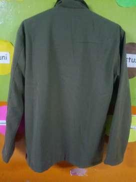 Jaket bahan size L
