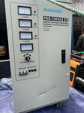 Di Jual Stabilizer Automatic Voltage Regulator 3 Phase