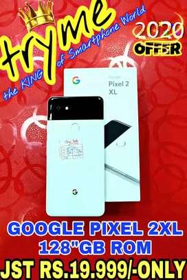 TRYME 128Gb GOOGLE PIXEL 2XL Fresh Conditions