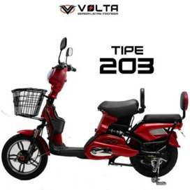Sepeda Listrik Volta 203 Bisa Kredit Tanpa CC By Homecredit