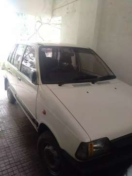 Sale of Maruti800 car