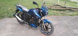 RTR 180 very good condition bike instant sell Exchange possible