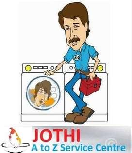 Washing machine service at your doorstep