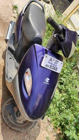 Bajaj wave Good looking, less driven, currently not working