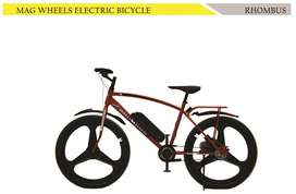 INDIA SAFEST  ELECTRIC BI-CYCLE