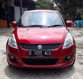 Suzuki Swift 2014 Mulus