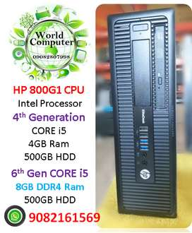 4th Gen CORE i3 - CORE i5 Excellent working -