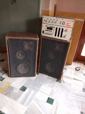 Best sound quality speaker and amplifier