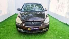 Hyundai Verna Xi, 2006, Petrol