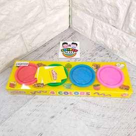 Refil Fundoh Plastisin Mainan Anak