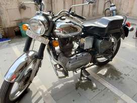 Bullet Machismo, Govt Banker, less driven, great condition, PB number