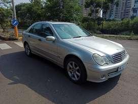 Mercedes-Benz C-Class 200 K Automatic, 2005, Petrol