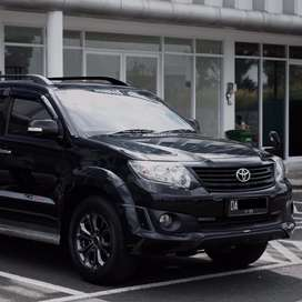Toyota Fortuner 2.7 TRD G Luxury AT 2014, Service Rutin Terawat
