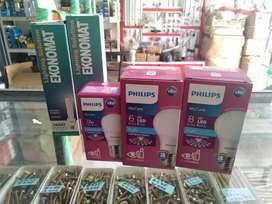 Lampu LED Philips berbagai watt Murah n Berkualitas