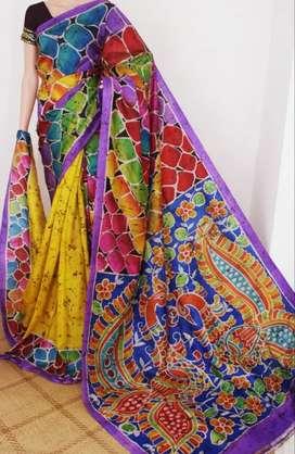 Women's sari