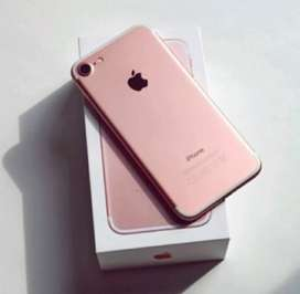 IPhone 7in working candition bill box