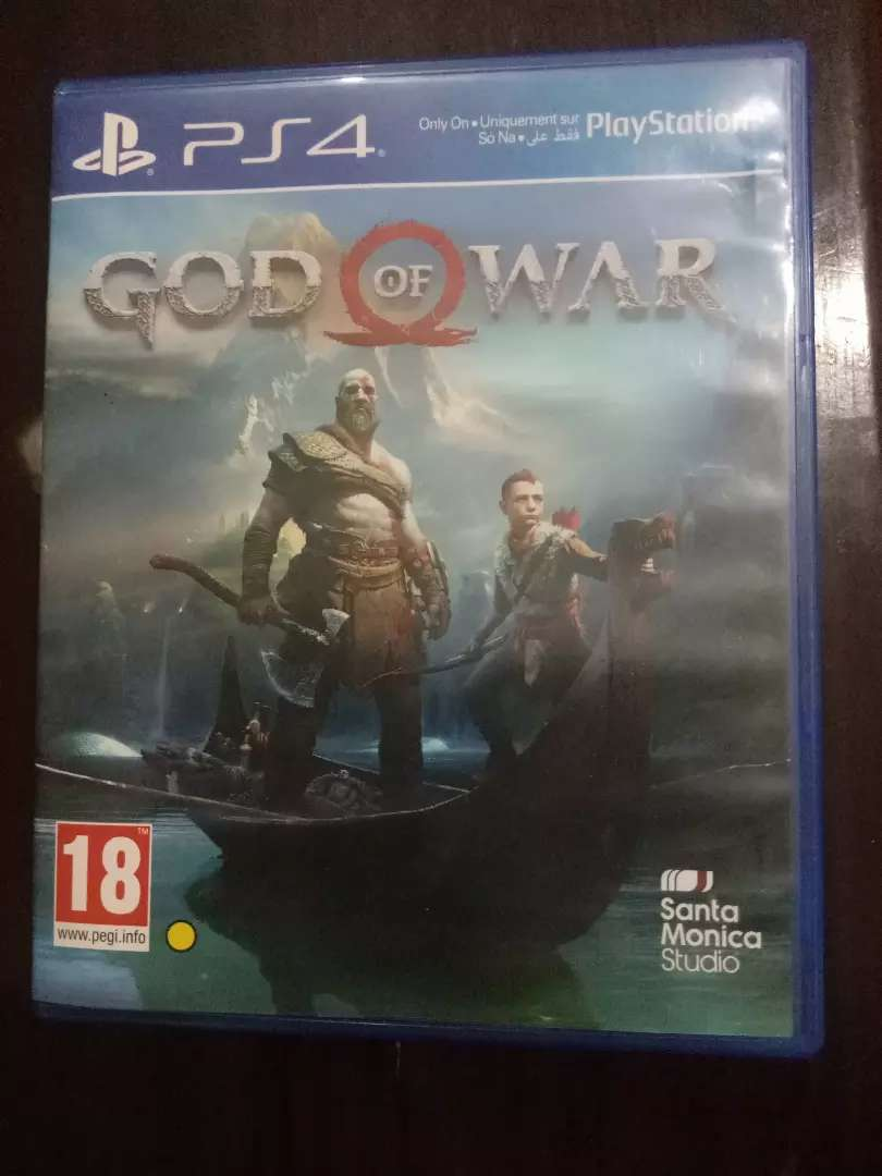 God of war 4 0