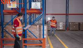 Required candidate for logistics and warehouse Department