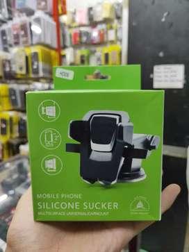Holder mobil silicon sucker