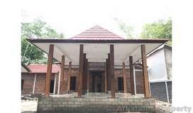 Joglo Exclusive di Puri Prameswari Dengan Paviliun Pagar Keliling