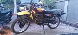 Yamaha Yt115 orisinil Rare
