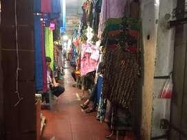 Di Sewakan Kios di Pusat Pasar, Medan