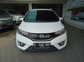 Honda Jazz Rs 2015 Matic Gratis balik nama atas nama pembeli