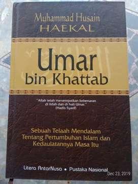 Umar bin Khattab (Muhammad Husain Haekal, Litera Antar Nusa)