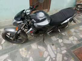 Excellent condition nd single hand driven