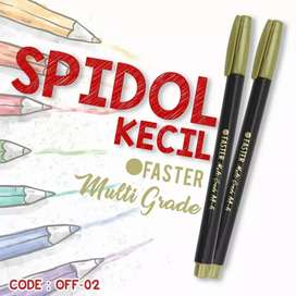 Spidol kecil permanent multi grade