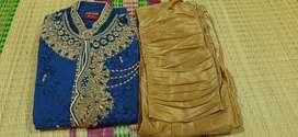 Sherwani suit for Men's Reception/Wedding