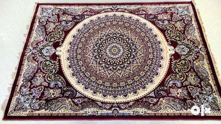 Cotton Silk Carpets.Brand new carpet at affordable price.Summer Offer.