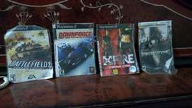 I want to sell PS2 cd sale