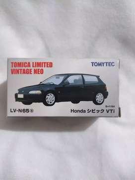 TOMICA limited Vintage Honda Civic LV-n65a Estilo