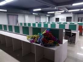 Furnished office for rent in koramangala