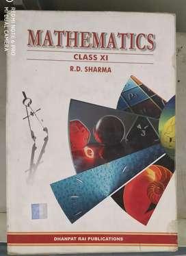 R.D. Sharma Class 11