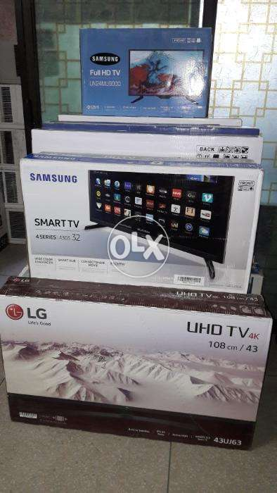 led tv samsung smart Model 40j5500 Smart,led tv box pack brand new 0