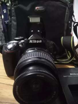 Camera for rent Nikon D 3300 with kit lens 18-55