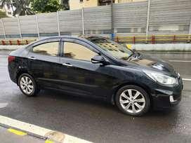 Hyundai Verna CRDi 1.6 SX Option Automatic, 2011, Diesel