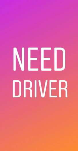 Need driver for automatic car