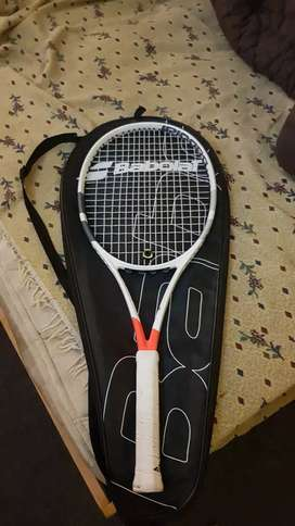 BABOLAT PURE STRIKE 100 2019 model.