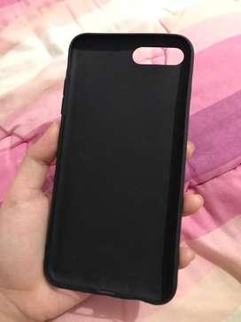 Casing Iphone 7 / 8 plus Off White