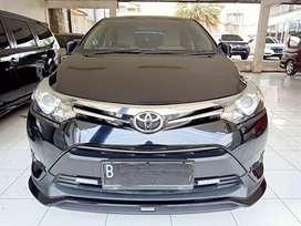 Toyota New Vios G Manual 2016 Hitam DP Murah